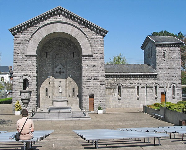 Beauraing: Votivkapelle