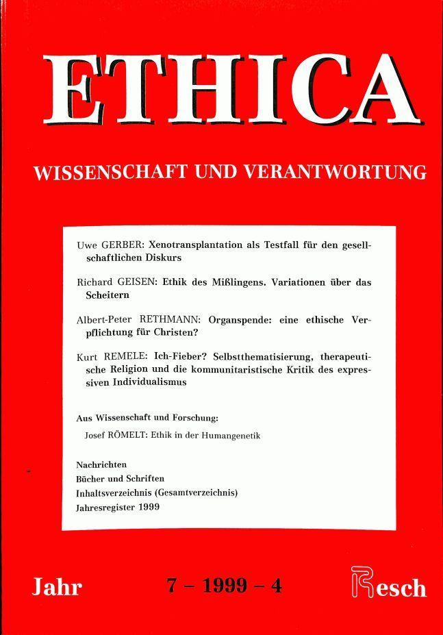 ETHICA_1999__04_ergebnis