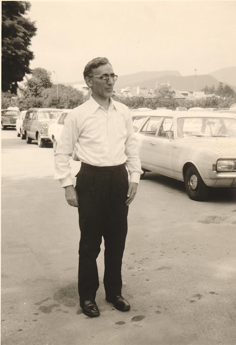 I. Internat. Imago Mundi-Kongress 1966 in Fürstenried bei München, Im Kraftfeld des christlichen Weltbildes, Prof. Dr. Dr. Dr. Roberto Masi, Rom