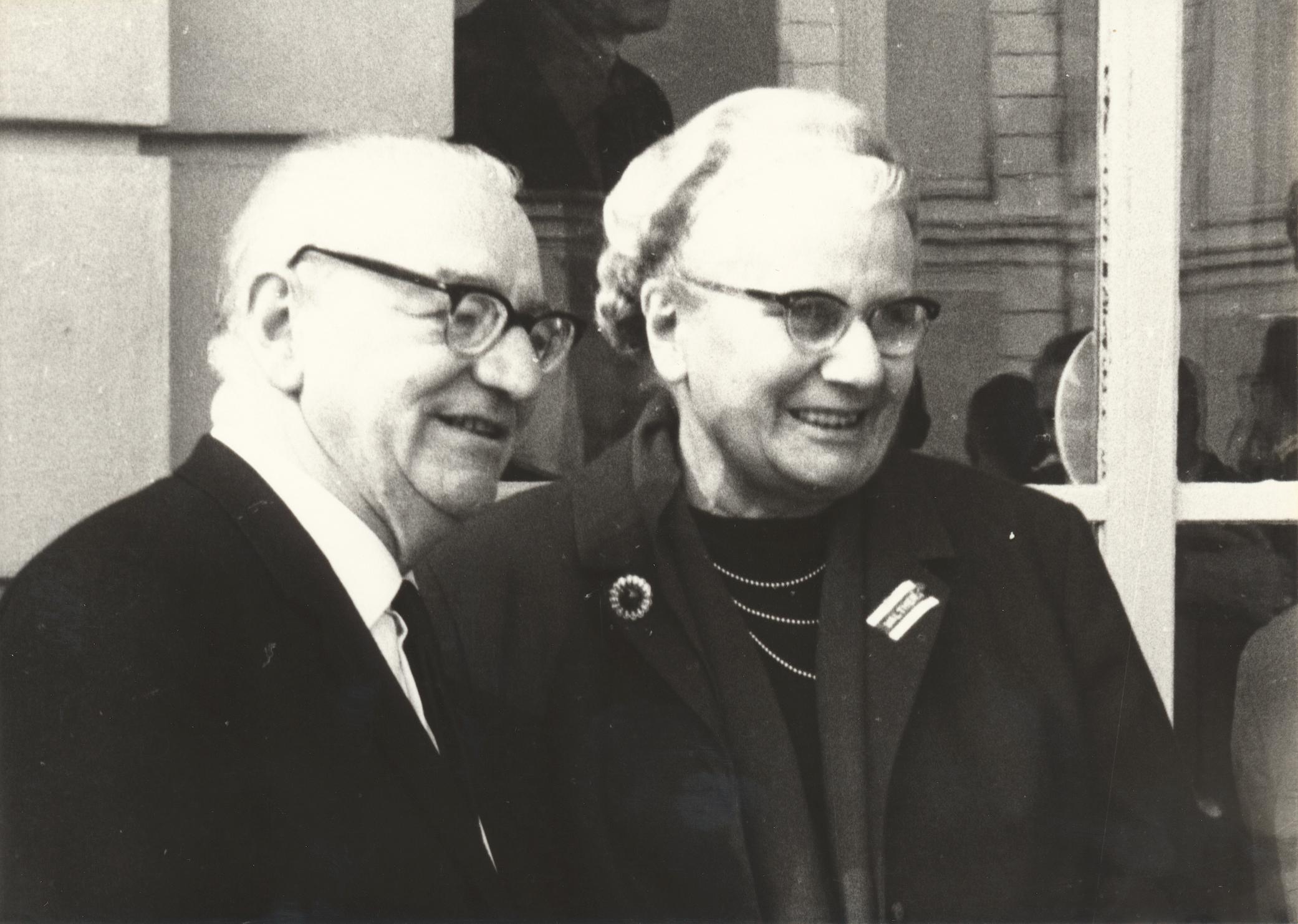I. Internat. Imago Mundi-Kongress 1966 in Fürstenried bei München, Im Kraftfeld des christlichen Weltbildes, Prof. Dr. Gebhard Frei, Dr. Gerda Walther