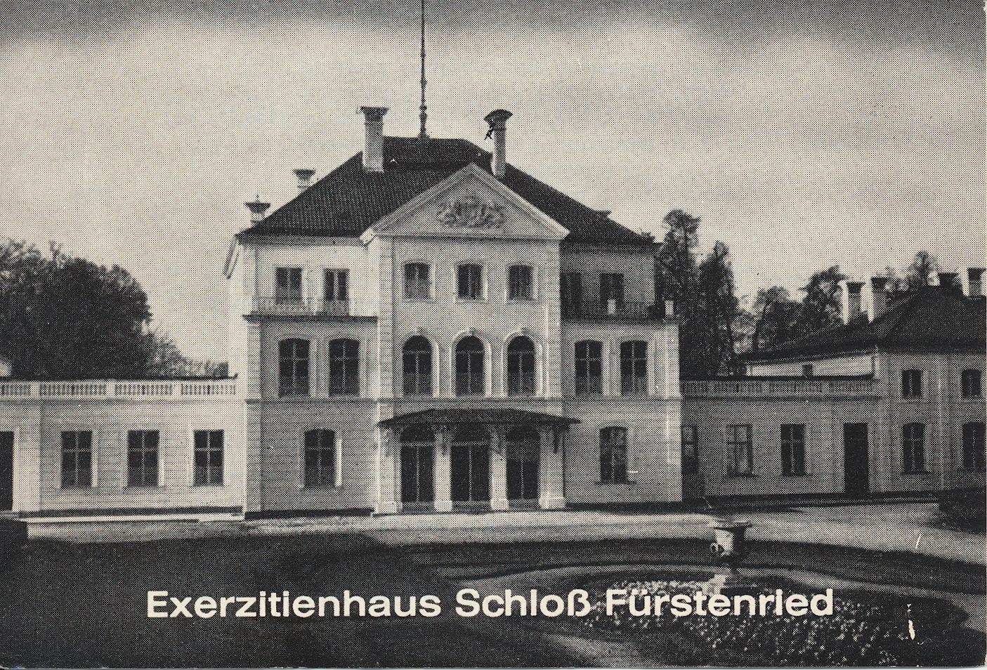 I. Internat. Imago Mundi-Kongress im Exerzitienhaus in Fürstenried bei München, 26.-29.09.1966