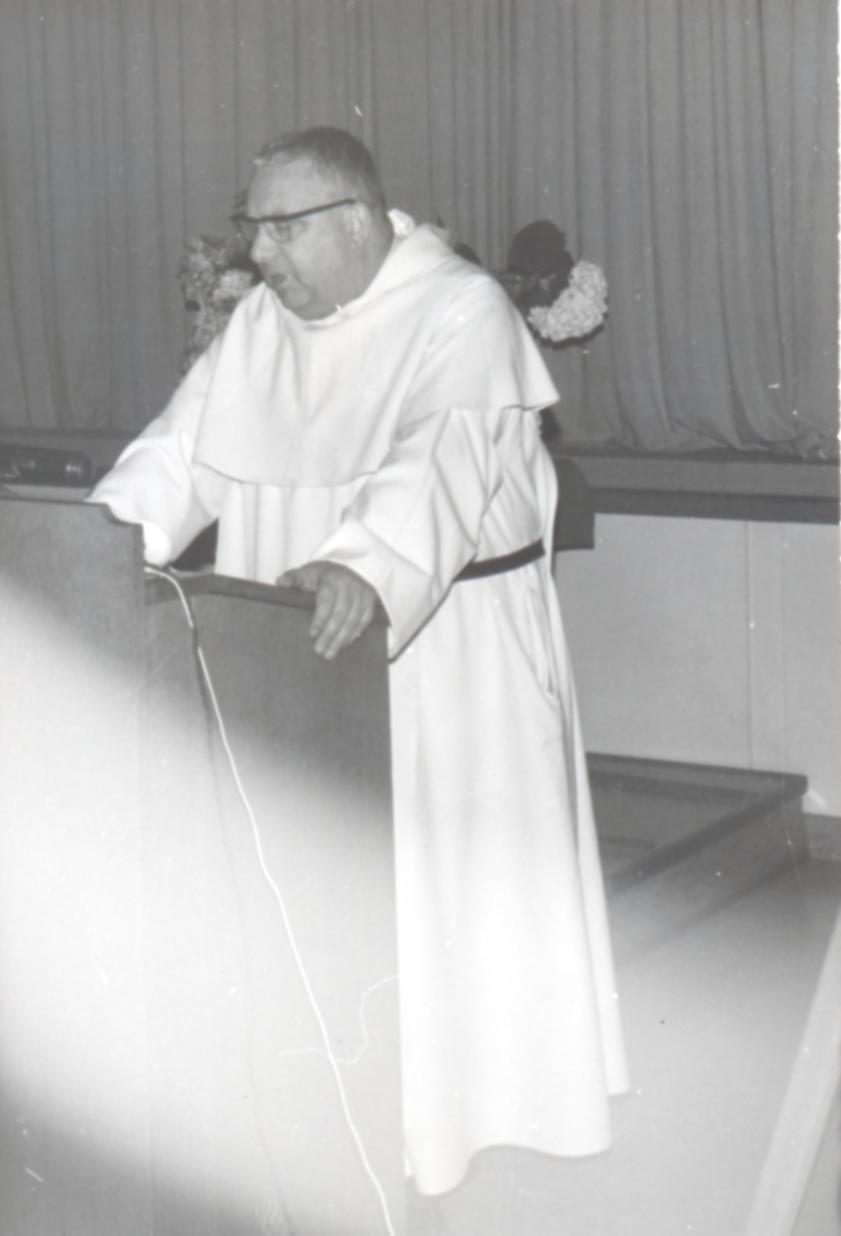 II. Internat. Imago Mundi-Kongress 1968, Luzern, Welt, Mensch und Wissenschaft morgen, Prof. Dr. Norbert M. Luyten, OP