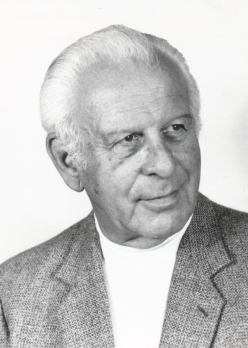 IX. Imago Mundi-Kongress 1982, Innsbruck, Dr. Heinz Berendt