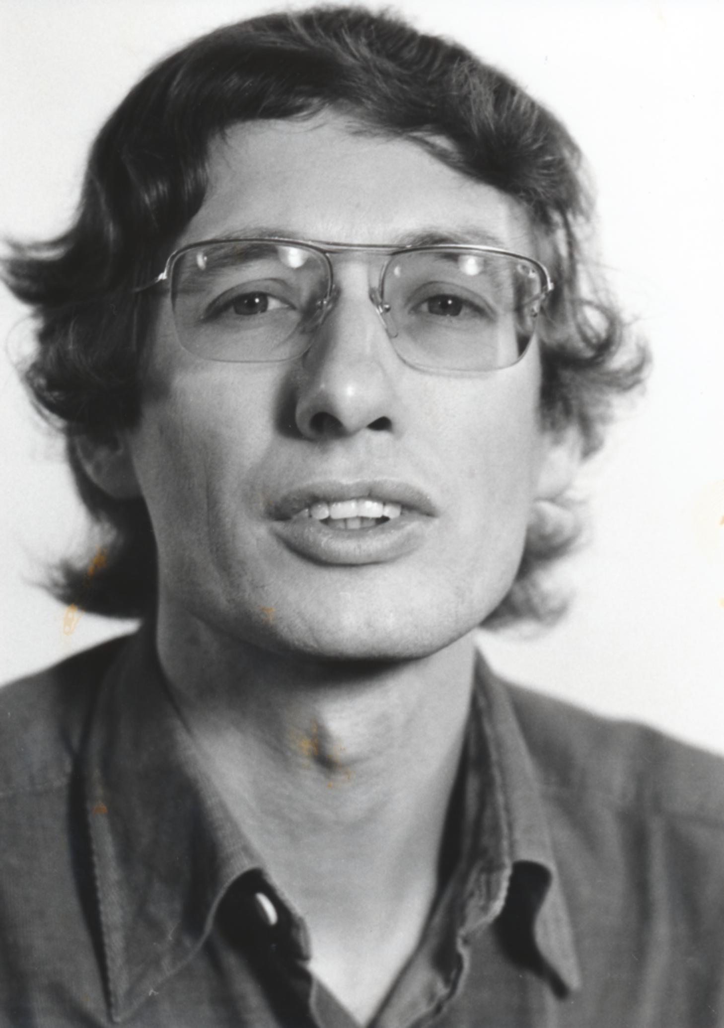 IX. Imago Mundi-Kongress 1982, Innsbruck, Dr. Jürgen vom Scheidt
