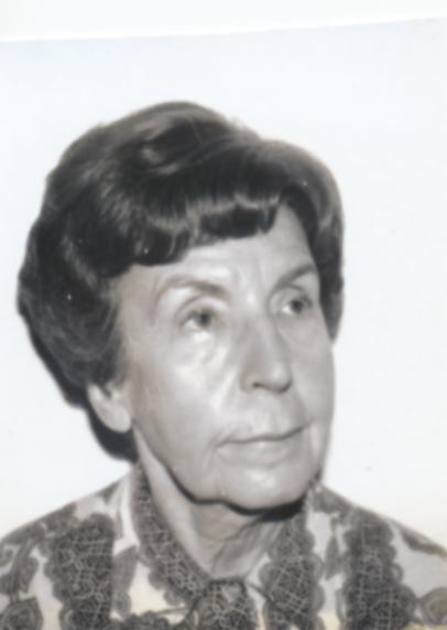 IX. Imago Mundi-Kongress 1982, Innsbruck, Dr. Yvonne Duplessis