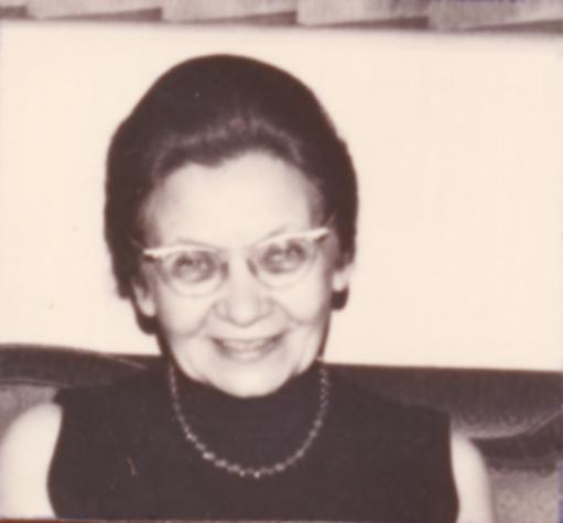 IX. Imago Mundi-Kongress 1982, Innsbruck, Prof. Dr. Caroline E. Schützinger