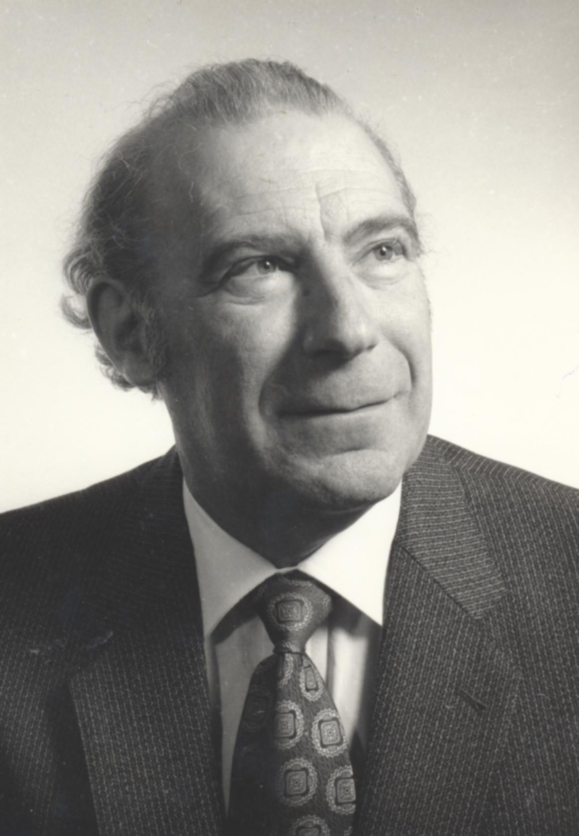 Prof. Dr. Ernst Senkowski (1922 – 2015)