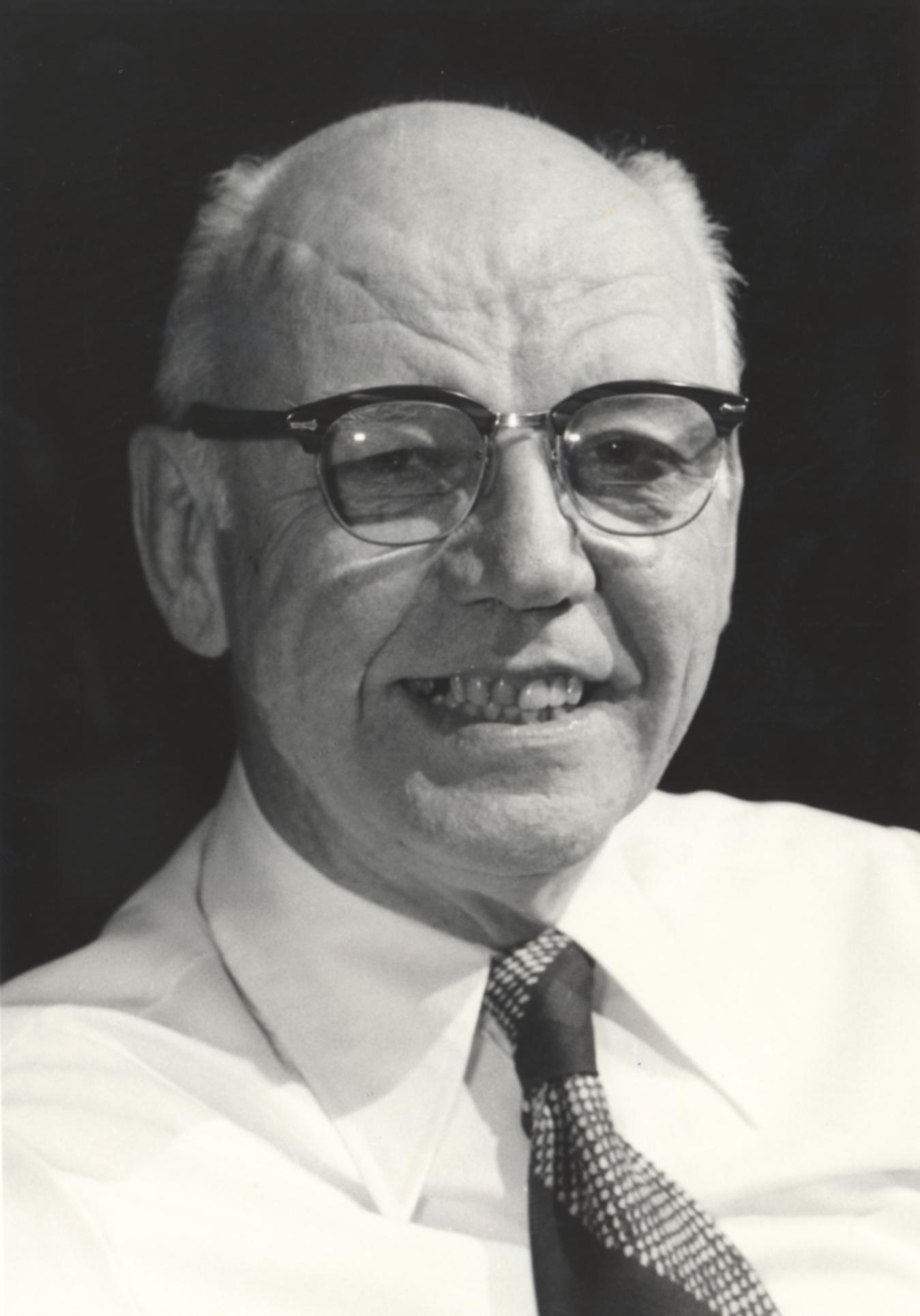IX. Imago Mundi-Kongress 1982, Innsbruck, Prof. Dr. Walter H. Uphoff