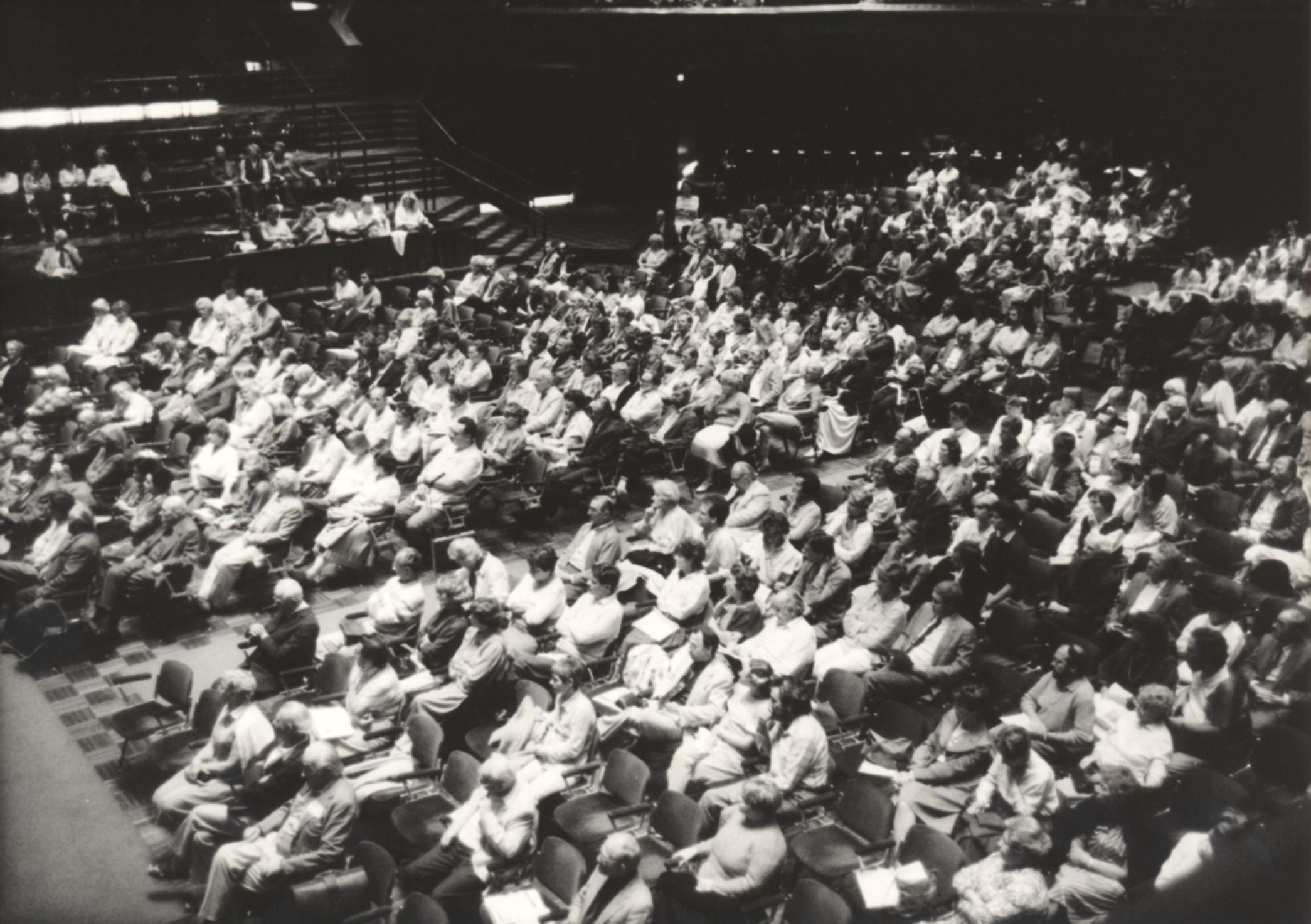 IX. Imago Mundi-Kongress 1982, Innsbruck, Teilnehmerfoto