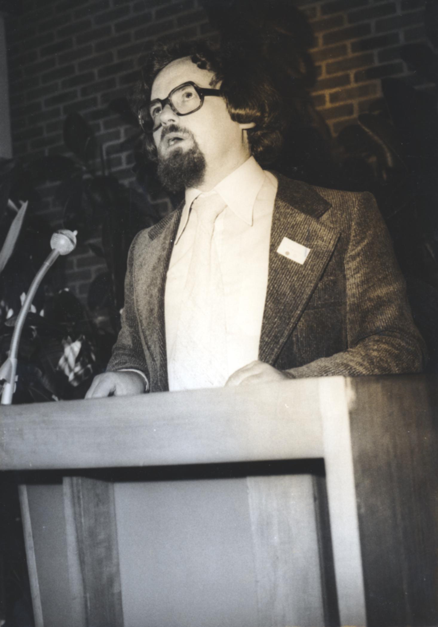 V. Internat. Imago Mundi-Kongress 1974, Cusanus Akademie, Brixen, Dr. Bernhard Spörlein