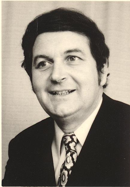 VII. Internationaler Imago Mundi-Kongress 1978, Innsbruck, Dipl.-Architekt Stefan von Jankovich