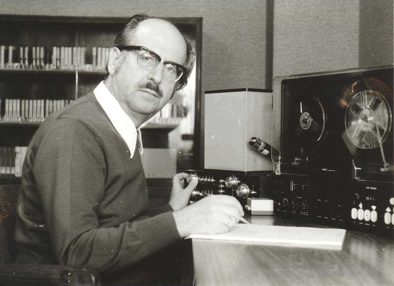 VII. Internationaler Imago Mundi-Kongress 1978, Innsbruck, Dipl.-Psych. Fidelio Köberle