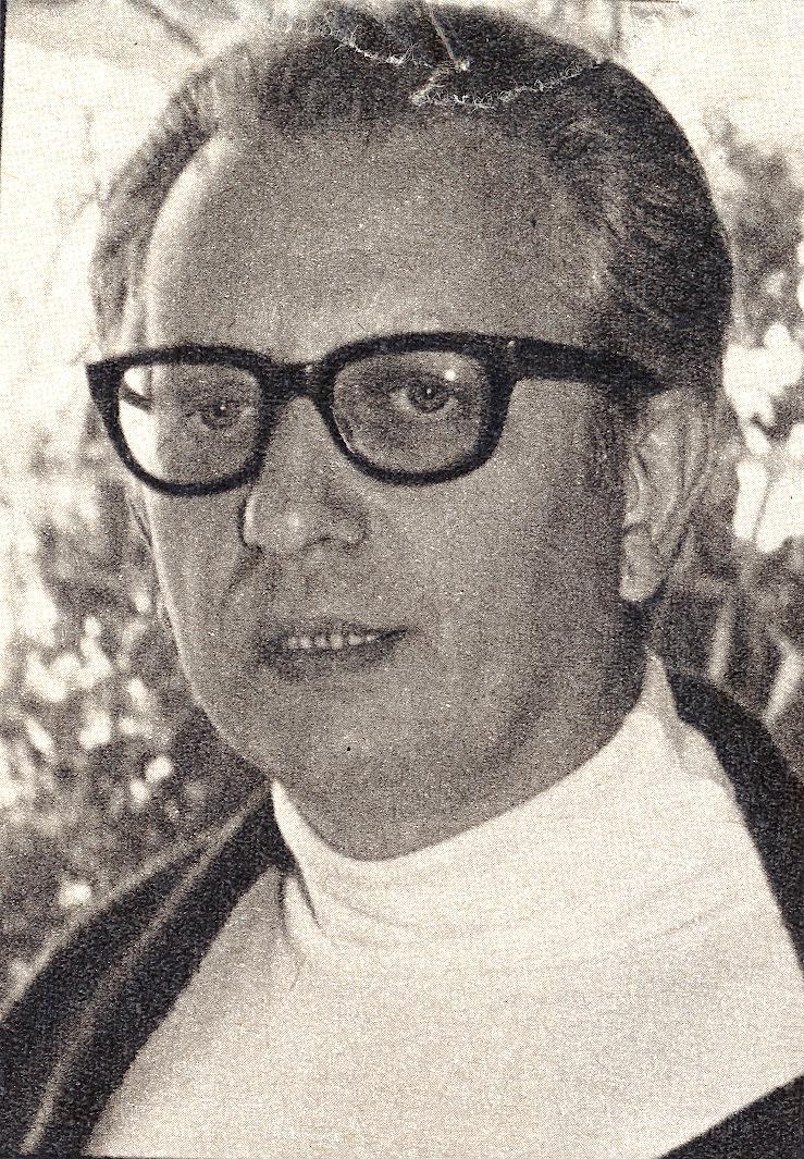 VII. Internationaler Imago Mundi-Kongress 1978, Innsbruck, Prof. Dr. Giorgio di Simone