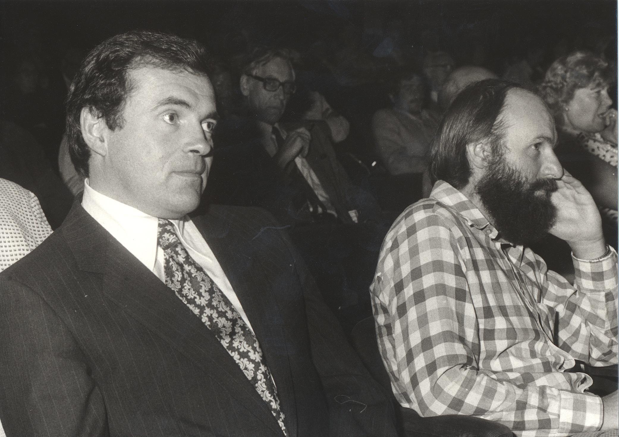 VIII. Internat. Imago Mundi-Kongress 1980, Innsbruck, Dipl.-Chem. RegR. Hans Klingl