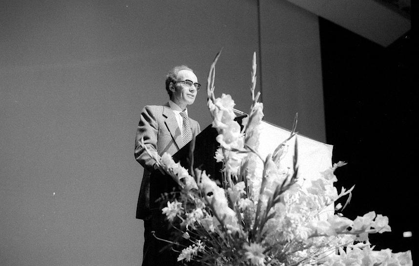 VIII. Internat. Imago Mundi-Kongress 1980, Innsbruck, Dr. Günter Emde