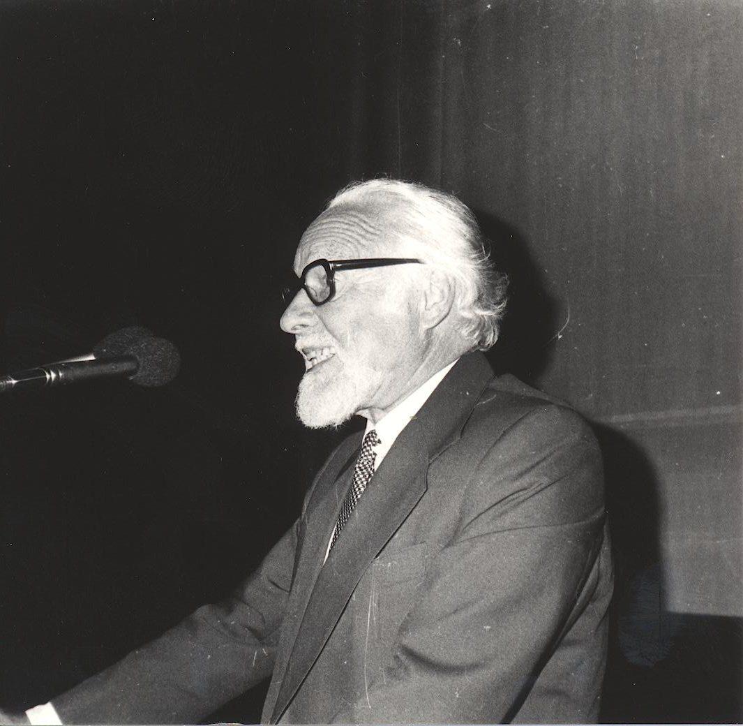 VIII. Internat. Imago Mundi-Kongress 1980, Innsbruck, Dr. Hans Naegeli-Osjord