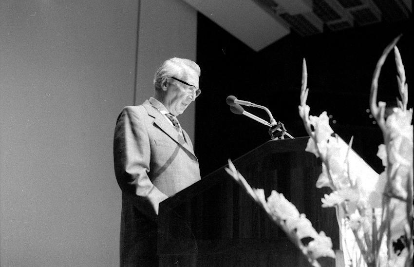VIII. Internat. Imago Mundi-Kongress 1980, Innsbruck, Dr. Joachim Kämmerer