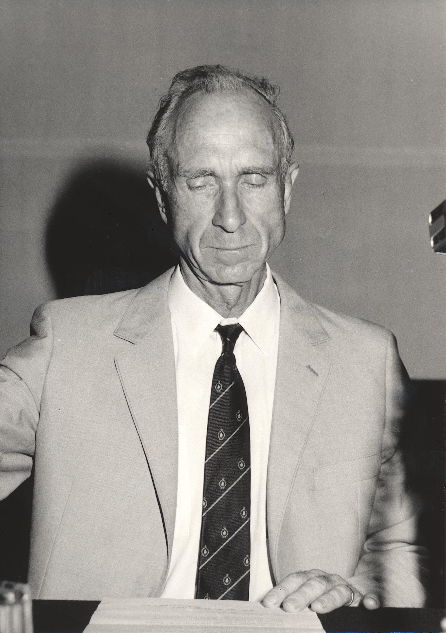 VIII. Internat. Imago Mundi-Kongress 1980, Innsbruck, Prof. Alex Schneider