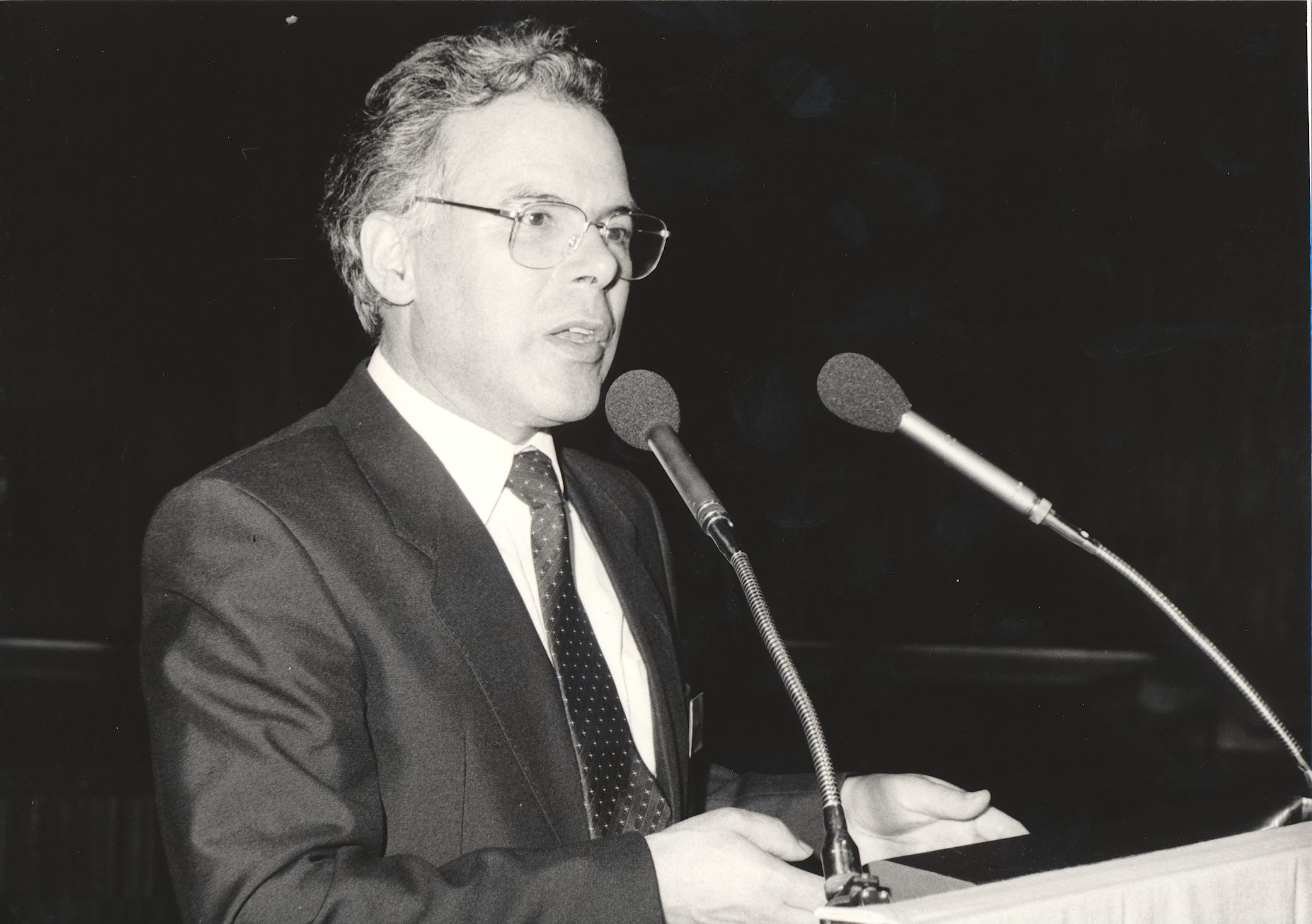 VIII. Internat. Imago Mundi-Kongress 1980, Innsbruck, Prof. DDr. Andreas Resch