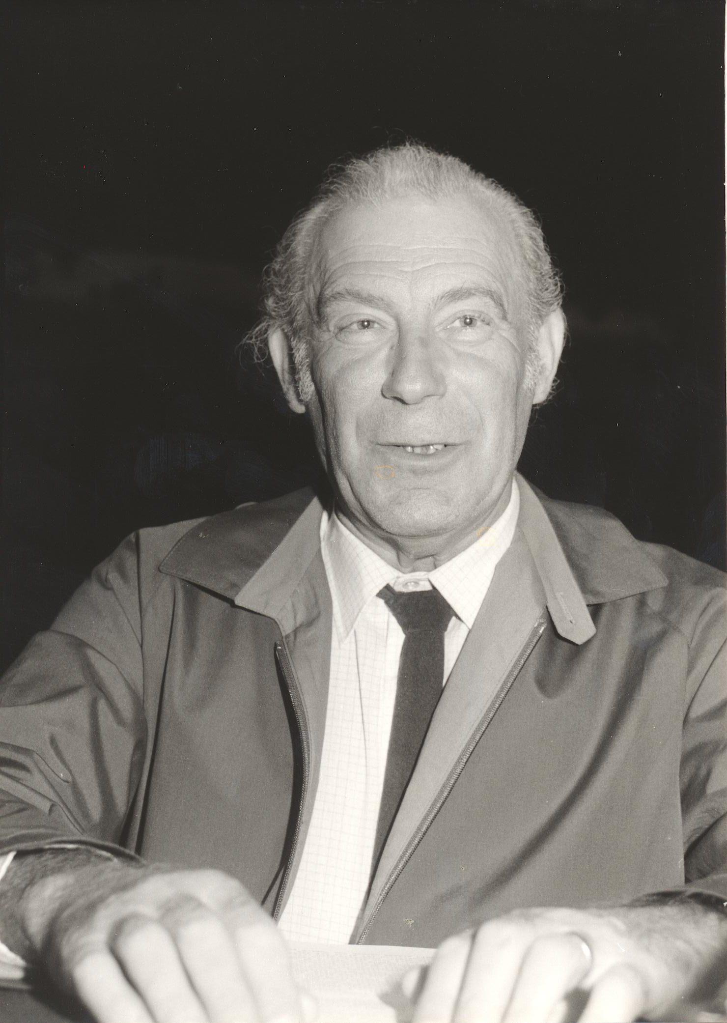 VIII. Internat. Imago Mundi-Kongress 1980, Innsbruck, Prof. Dr. Ernst Senkowski
