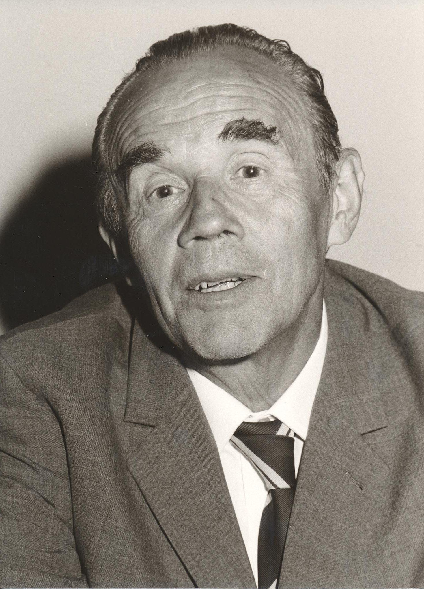 VIII. Internat. Imago Mundi-Kongress 1980, Innsbruck, Prof. Dr. Erwin Nickel