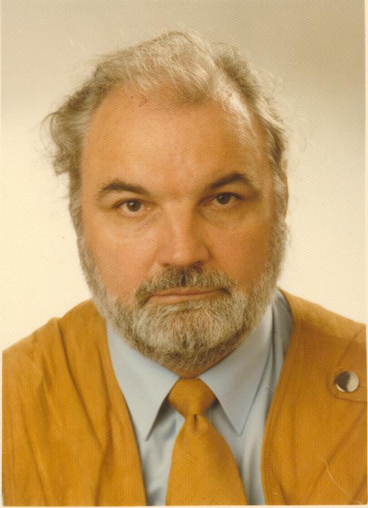 X. Imago Mundi-Kongress 1985, Innsbruck, Doz. Claus Heinrich Bick