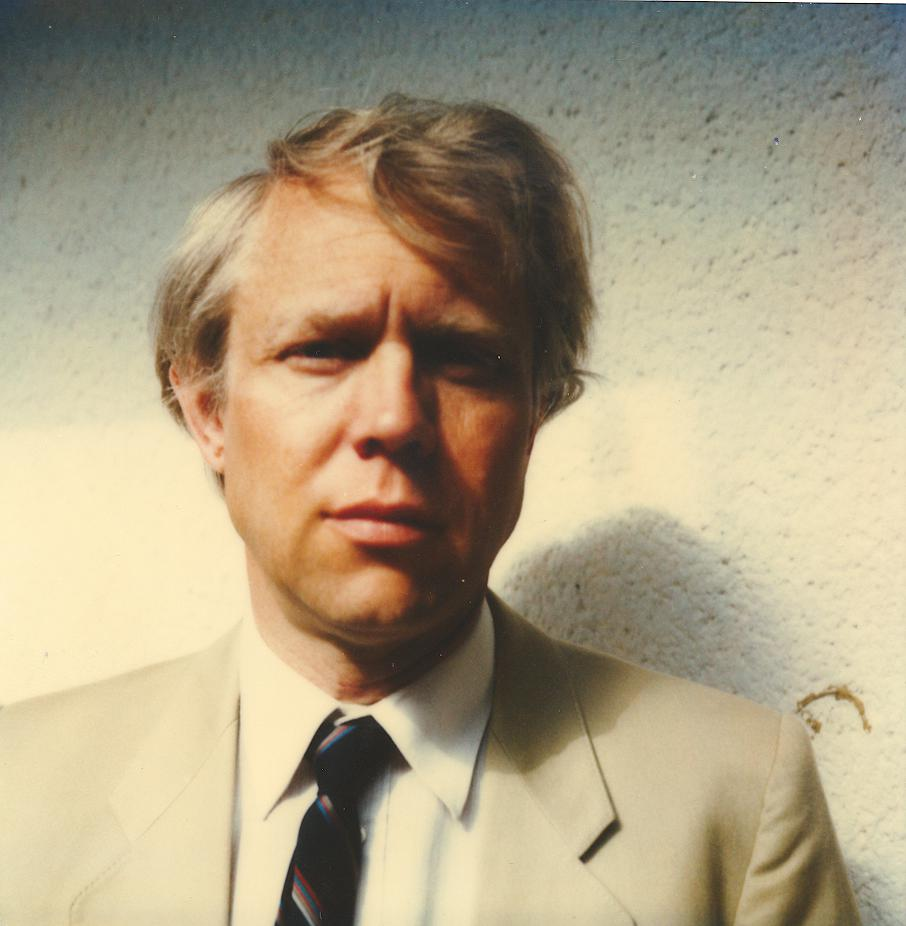 X. Imago Mundi-Kongress 1985, Innsbruck, Dr. Helgi-Jon Schweizer