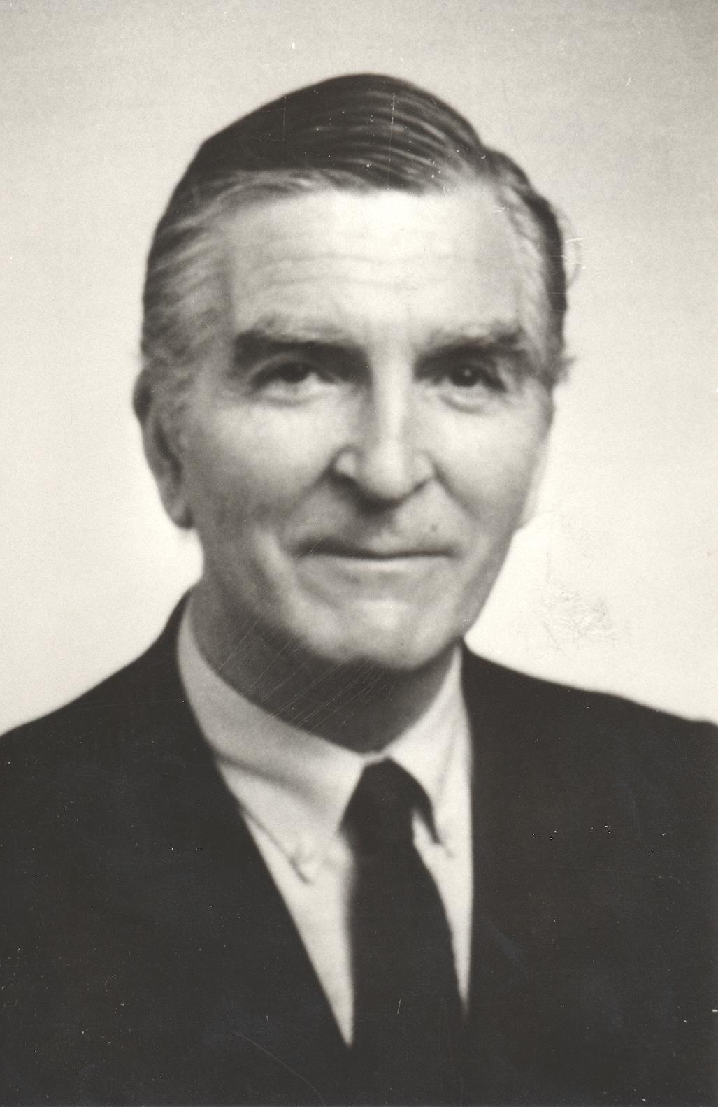 X. Imago Mundi-Kongress 1985, Innsbruck, Dr. Hubert Larcher
