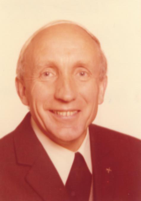 X. Imago Mundi-Kongress 1985, Innsbruck, G.R. Thomas Schipflinger
