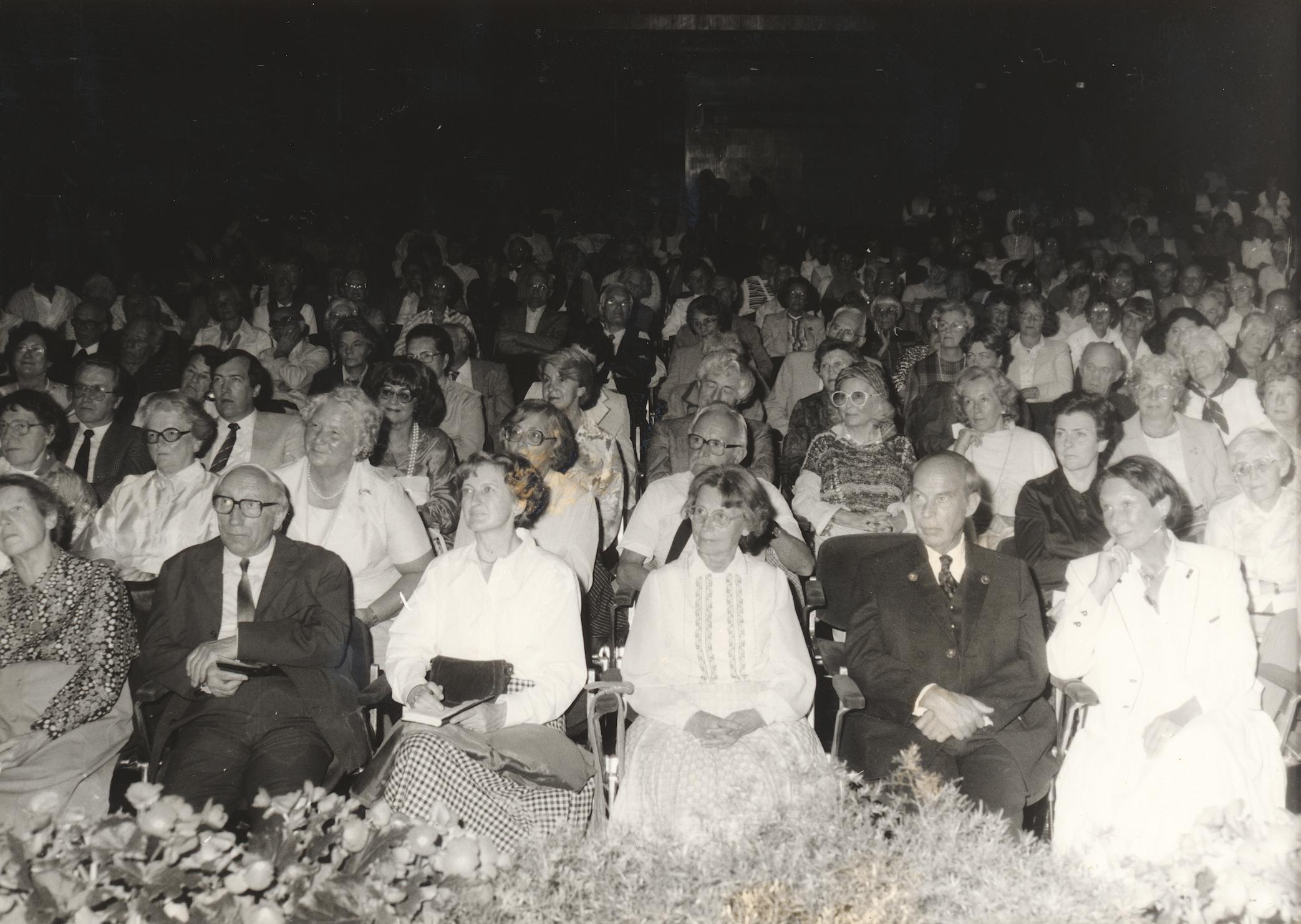X. Imago Mundi-Kongress 1985, Innsbruck, Kongressteilnehmer