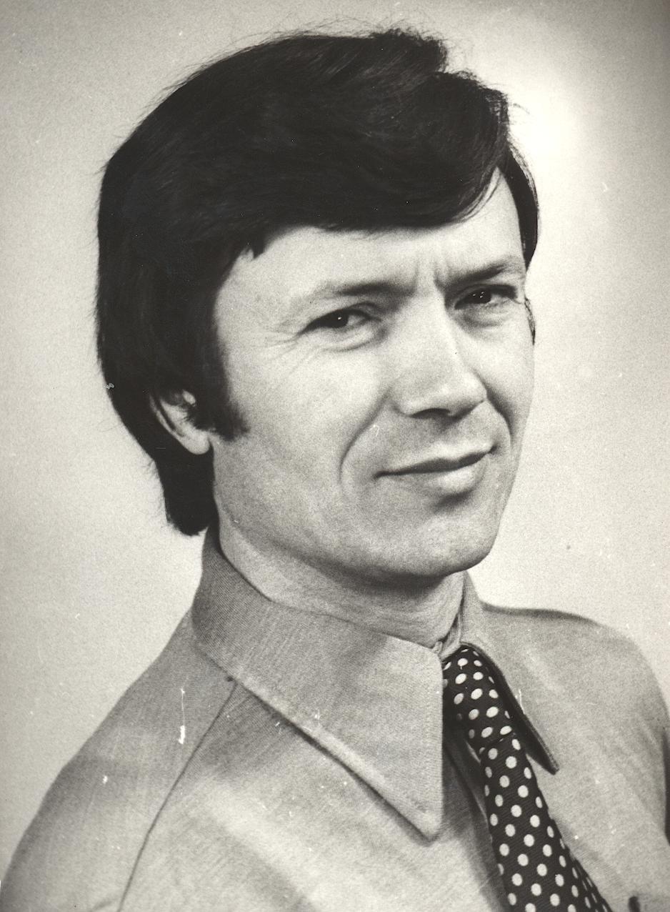 X. Imago Mundi-Kongress 1985, Innsbruck, Prof. Alexandru Mironov