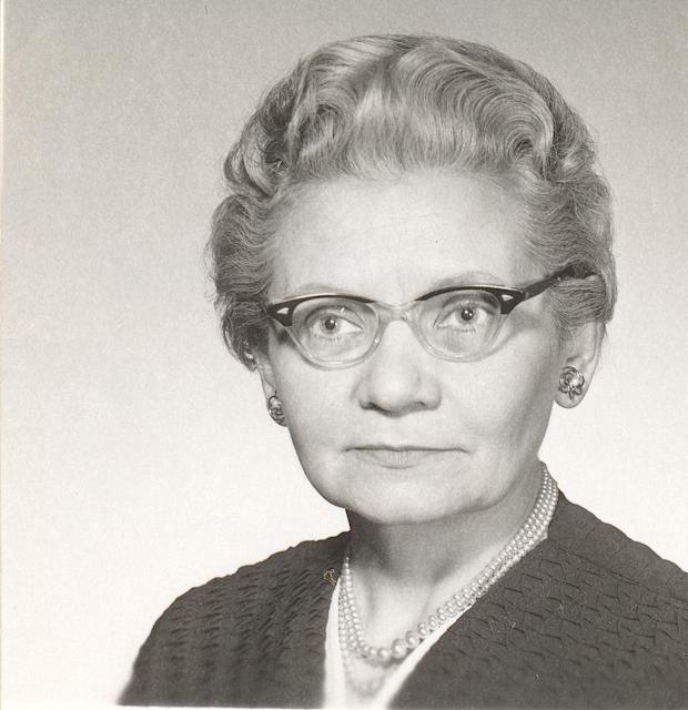 X. Imago Mundi-Kongress 1985, Innsbruck, Prof.em. Dr. Caroline Schützinger