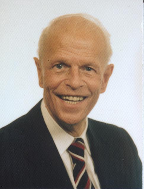 XI. Imago Mundi-Kongress 1987, Innsbruck, Dr. Dieter Aschoff