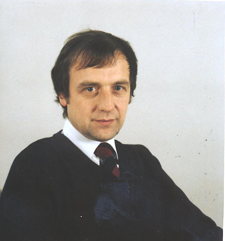 XI. Imago Mundi-Kongress 1987, Innsbruck, Dr. Klaus-Peter Schlebusch
