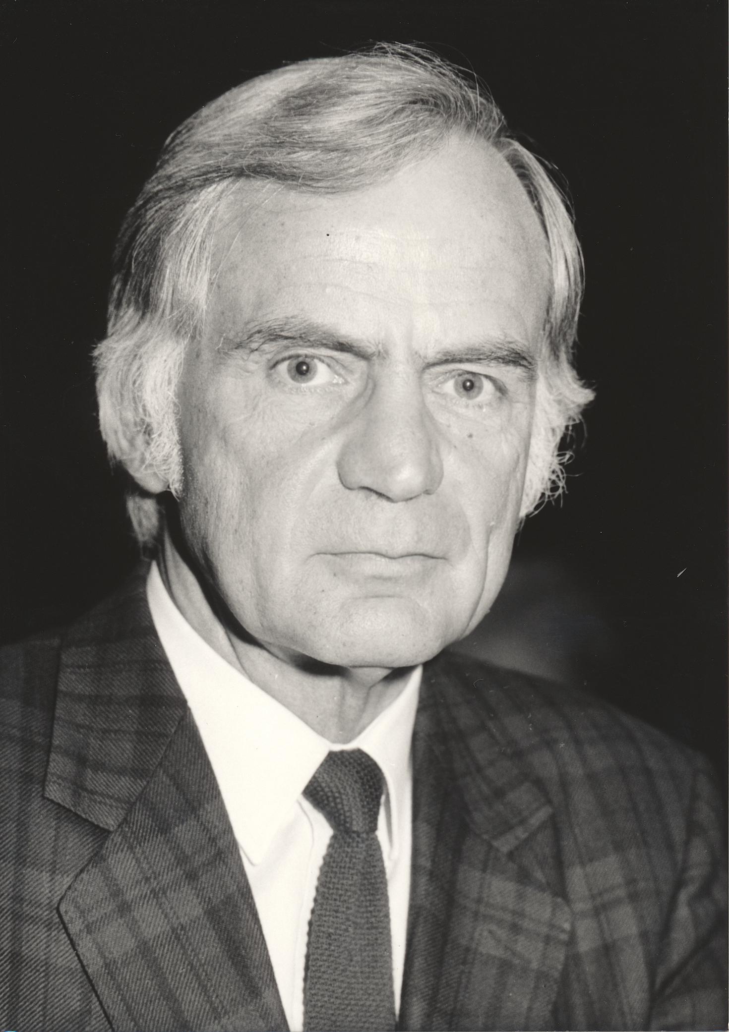 XI. Imago Mundi-Kongress 1987, Innsbruck, Dr. Peter Schuhmacher