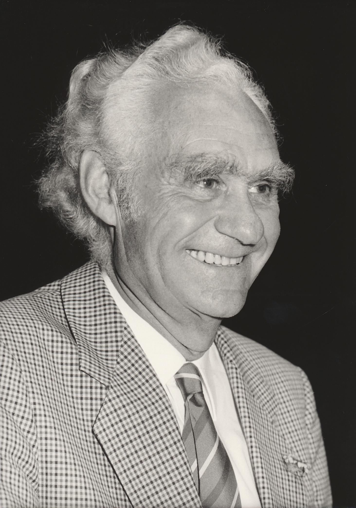 XI. Imago Mundi-Kongress 1987, Innsbruck, Dr. Theodor Wegmann