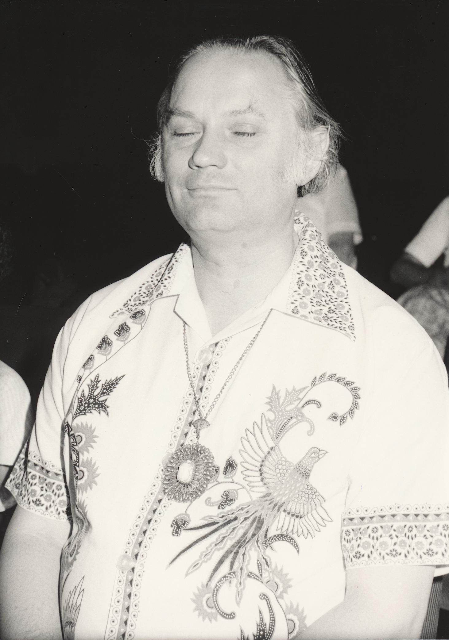 XI. Imago Mundi-Kongress 1987, Innsbruck, Manfred Kage