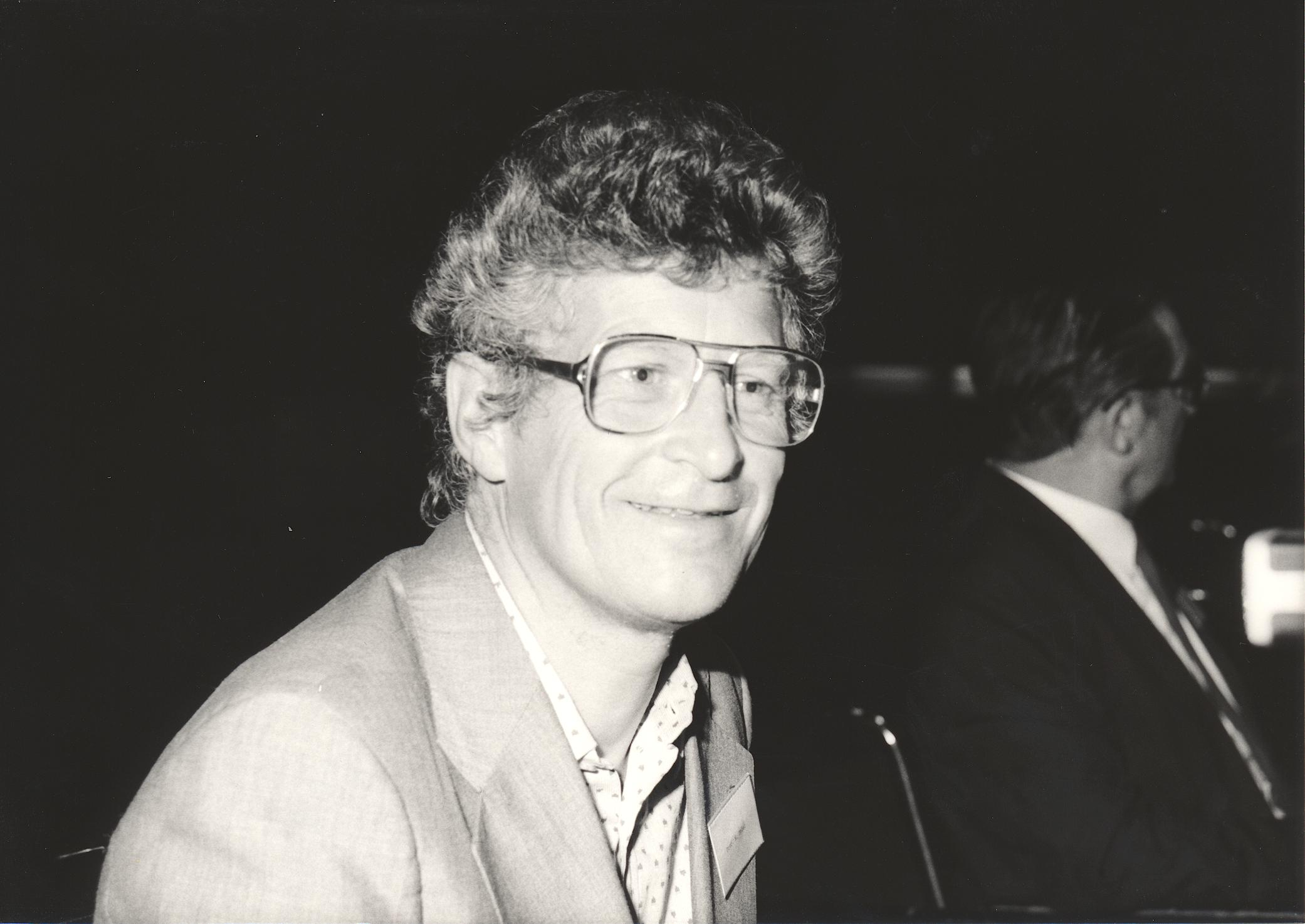 XI. Imago Mundi-Kongress 1987, Innsbruck, Prof. Dr. Hans Zeier