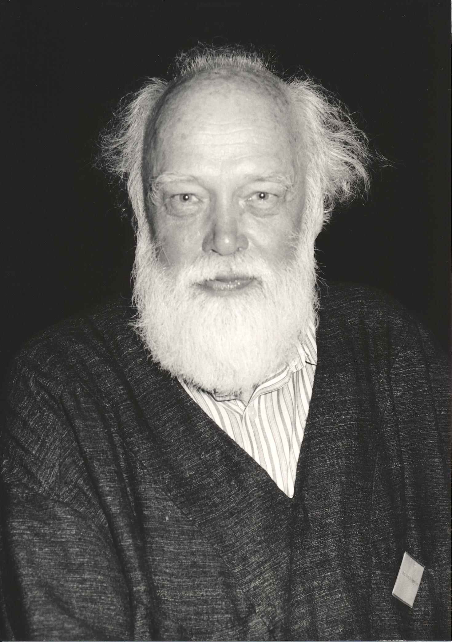 XI. Imago Mundi-Kongress 1987, Innsbruck, Prof. Graf Arnold Keyserling