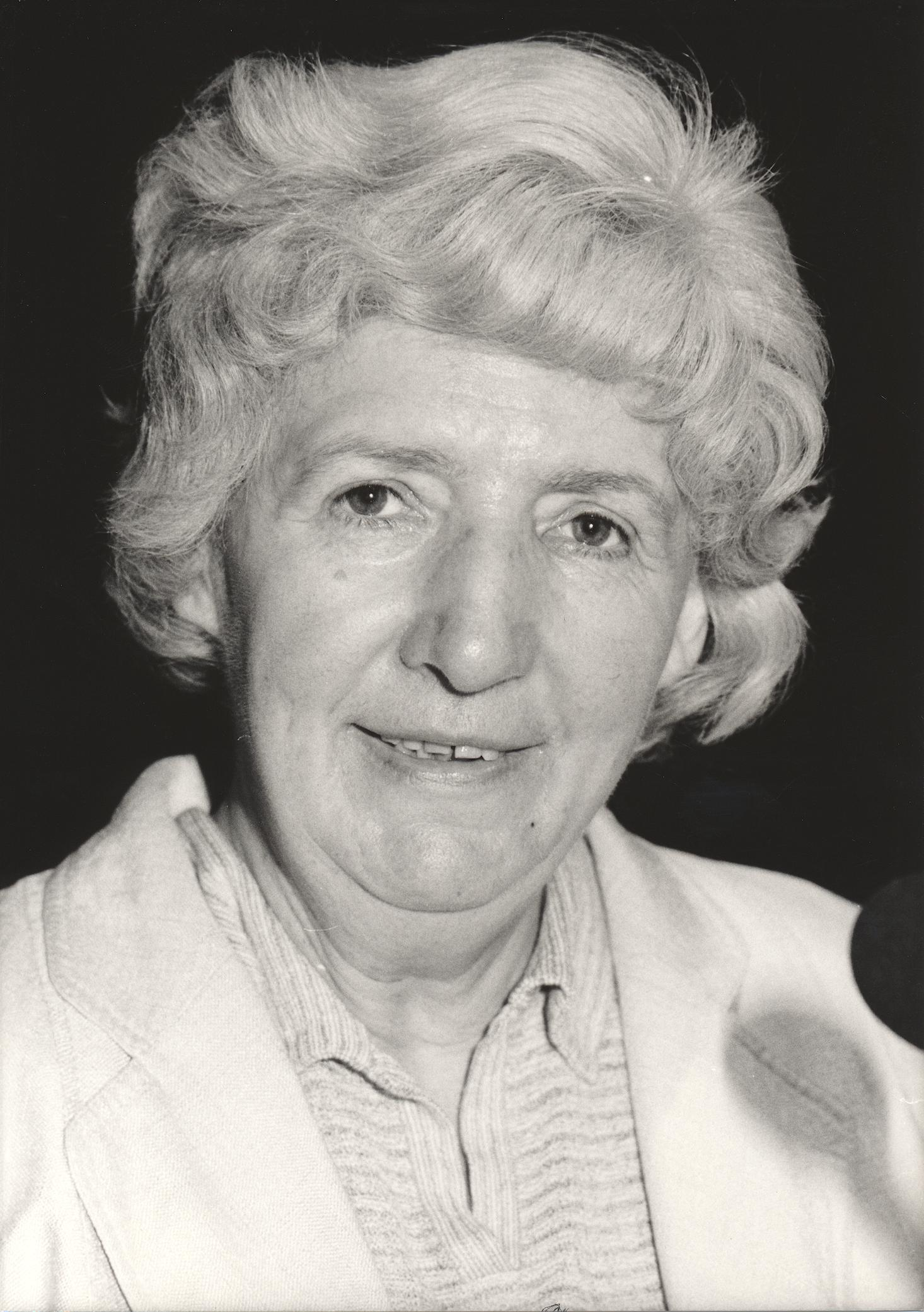 XI. Imago Mundi-Kongress 1987, Innsbruck, Rosemarie Mieg