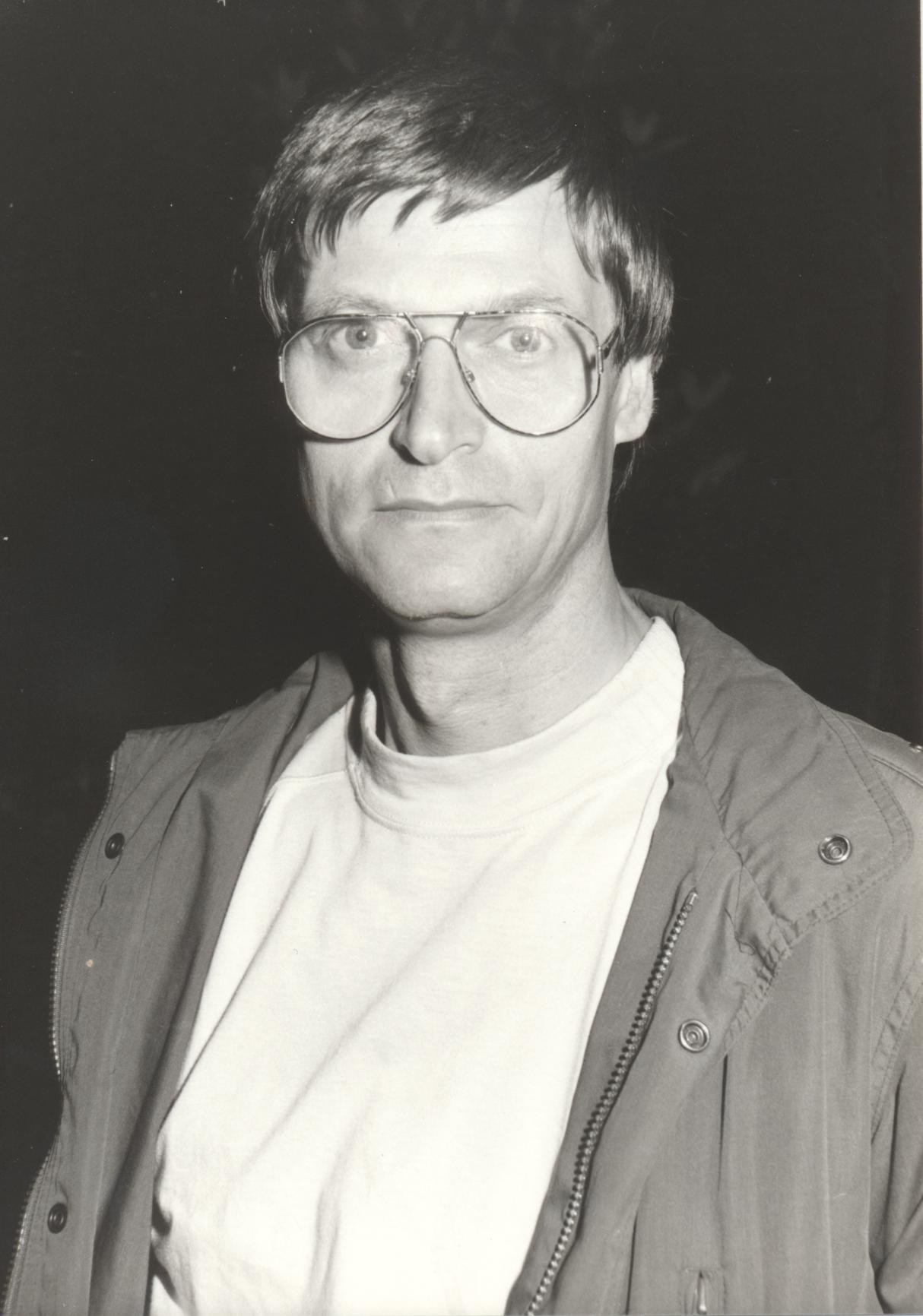 XII. Imago Mundi-Kongress 1989, Innsbruck, Dr. Gerd Schallenberg