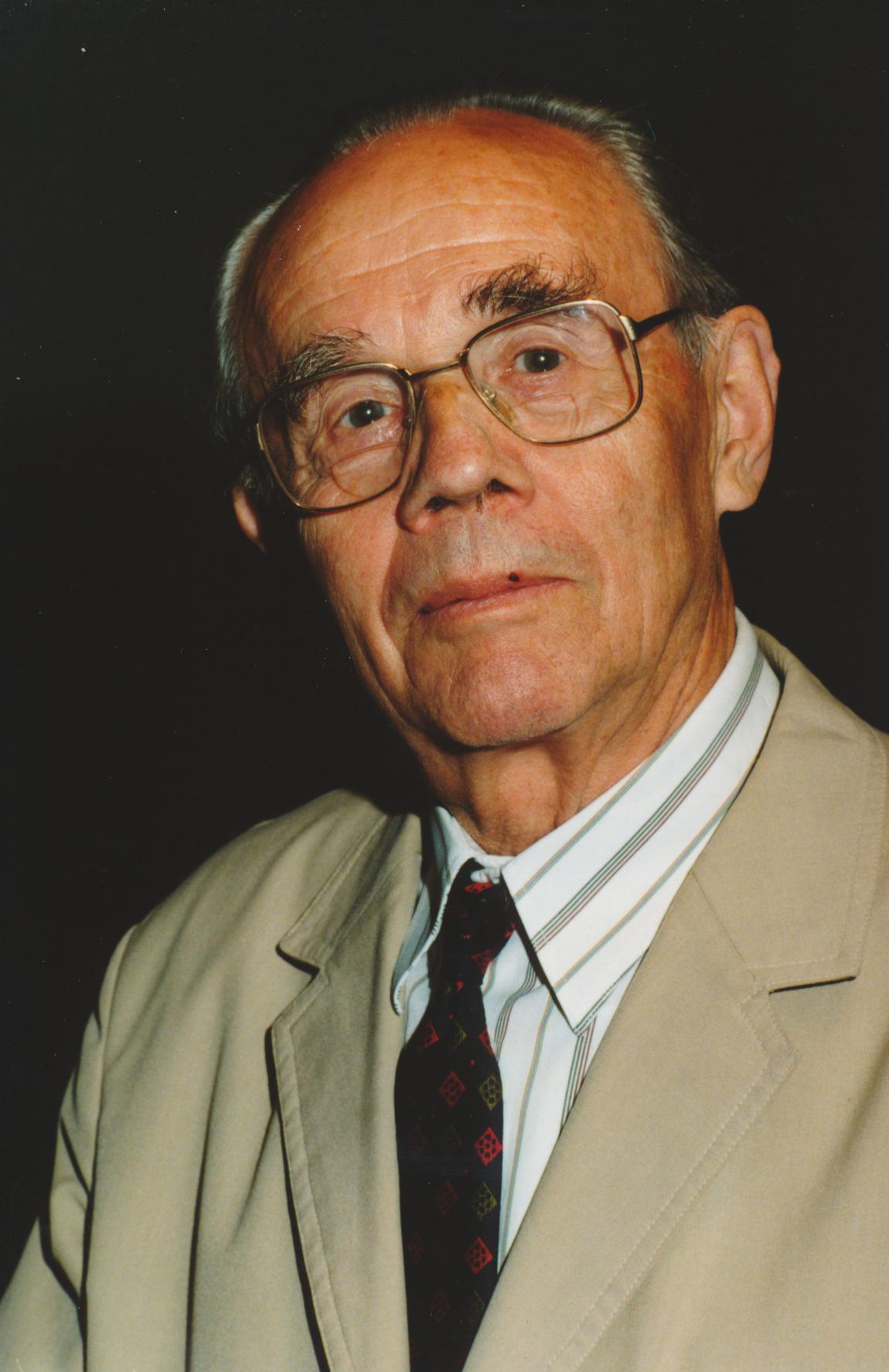 XII. Imago Mundi-Kongress 1989, Innsbruck, Prof. Dr. Erwin Nickel