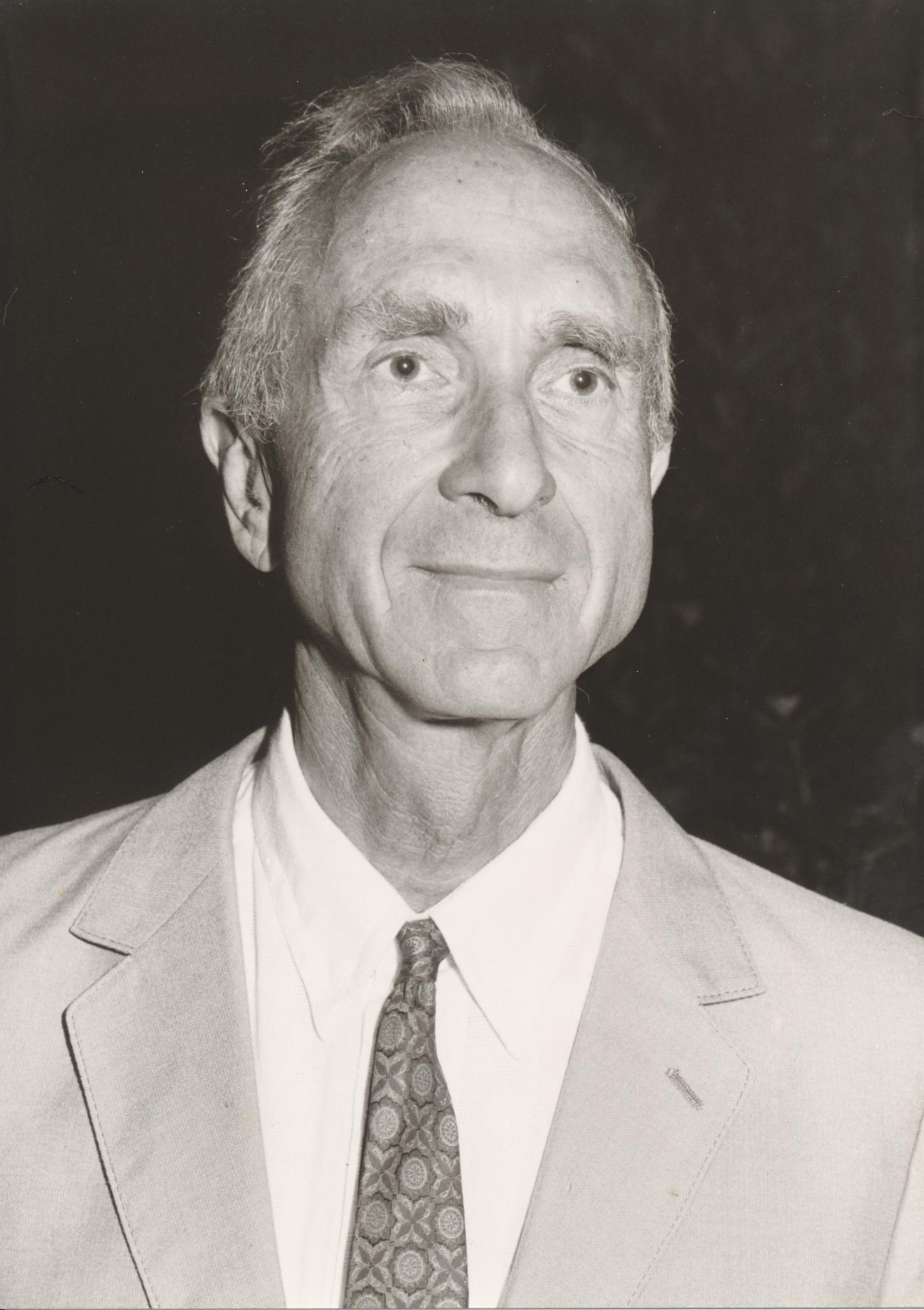 XII. Imago Mundi-Kongress 1989, Innsbruck, Prof. Ing. Alex Schneider