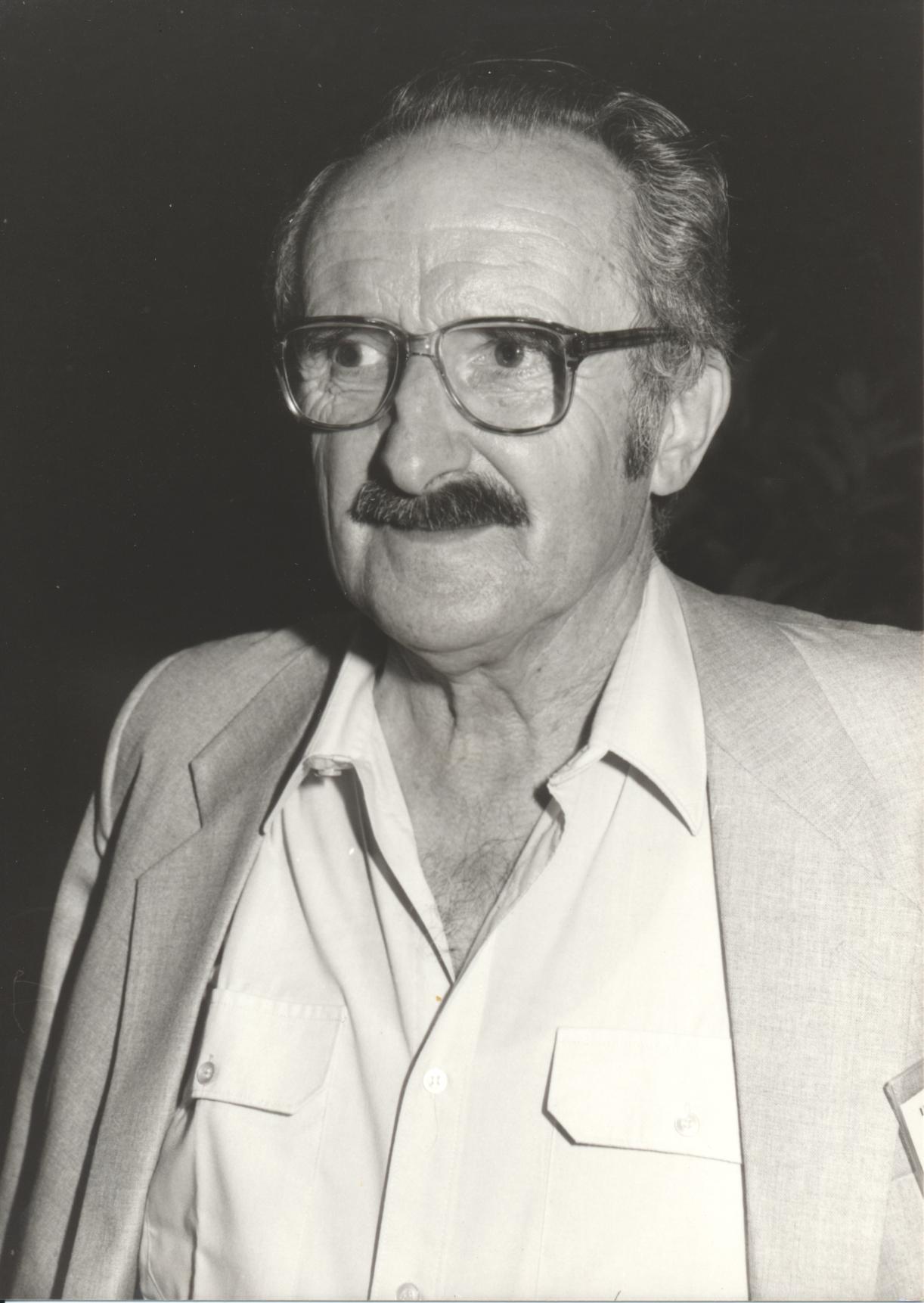 XII. Imago Mundi-Kongress 1989, Innsbruck, Rudolf Passian