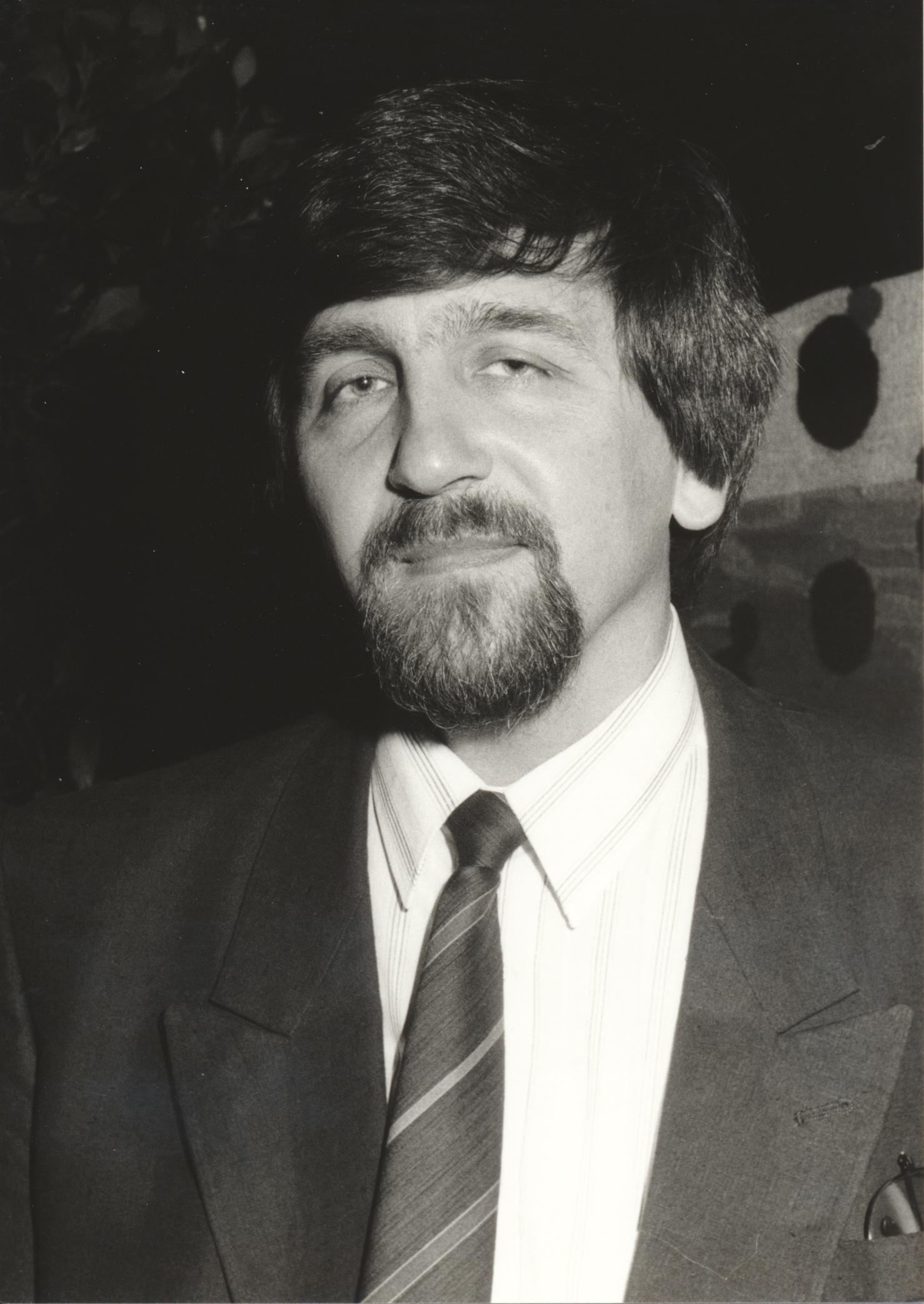 XIII. Imago Mundi-Kongress 1991, Innsbruck, DDr. Walter von Lucadou