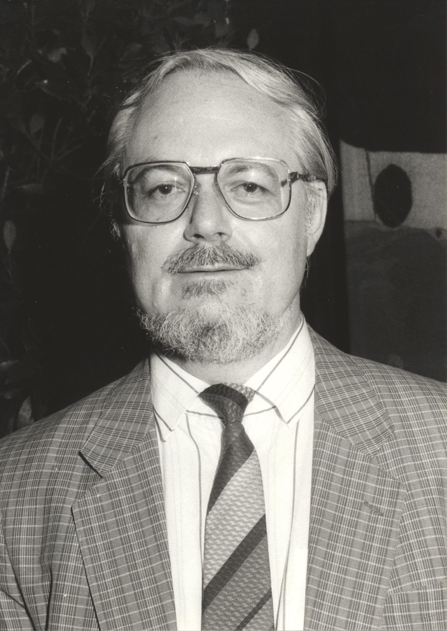 XIII. Imago Mundi-Kongress 1991, Innsbruck, Dipl.-Phys. Illobrand von Ludwiger