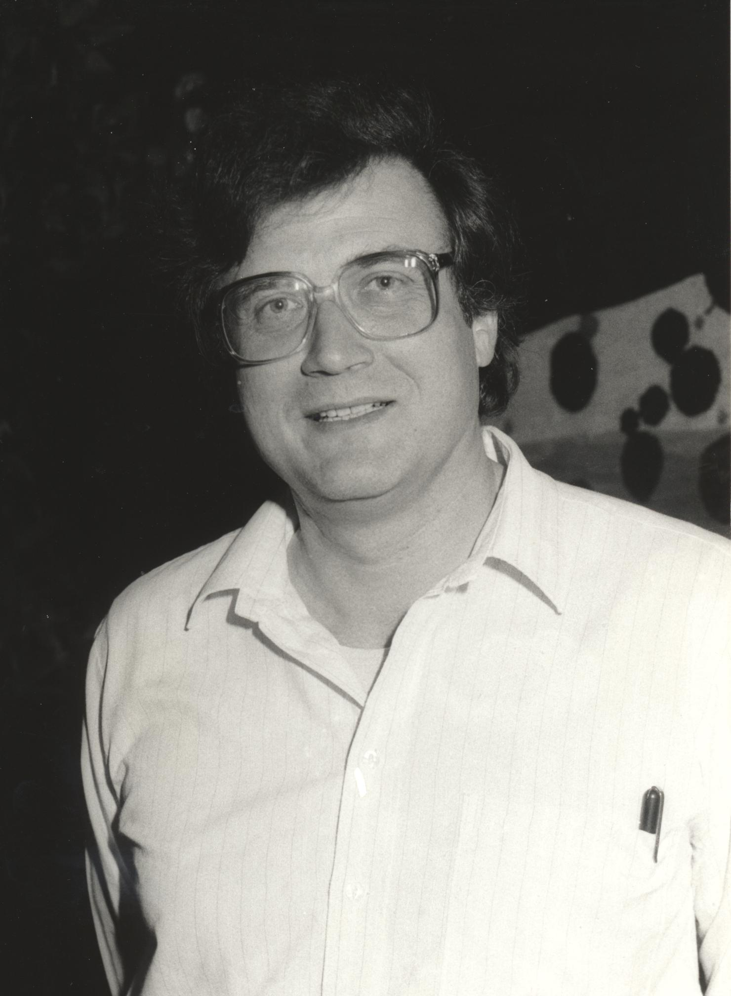 XIII. Imago Mundi-Kongress 1991, Innsbruck, Dipl.-Psych. Eberhard Bauer
