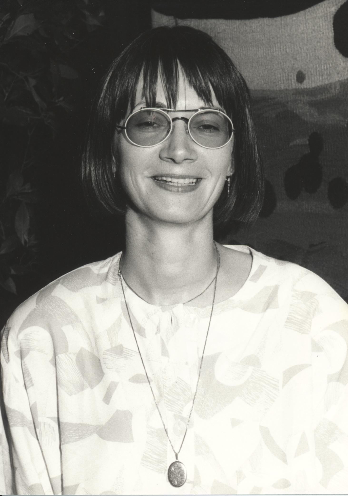 XIII. Imago Mundi-Kongress 1991, Innsbruck, Dipl.-Psych. Friederike Schriever