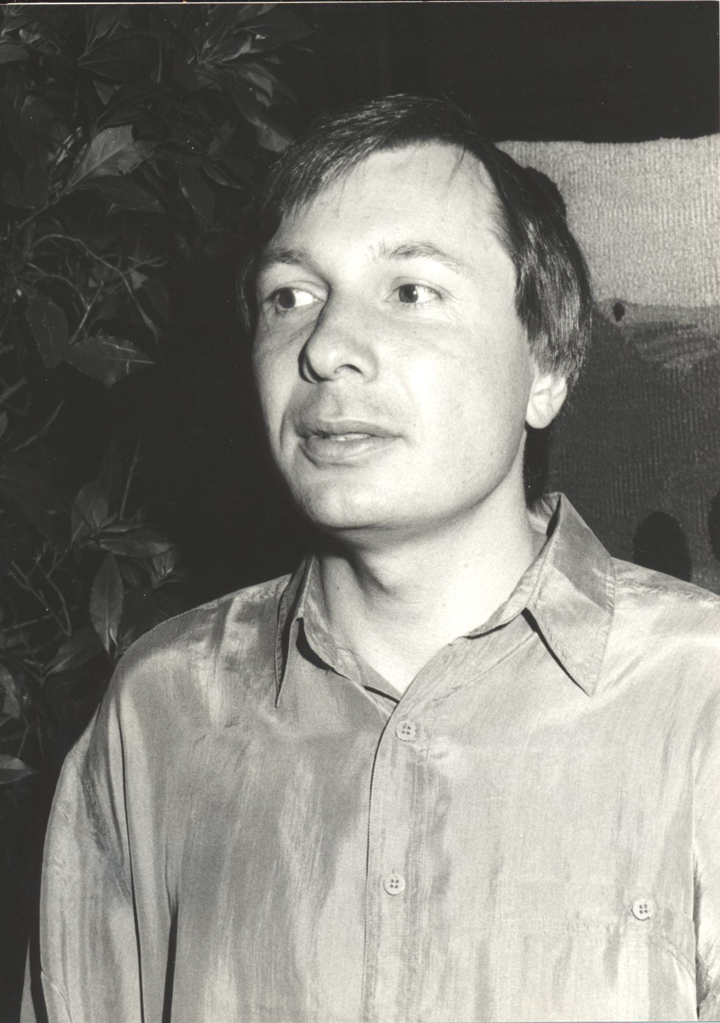 XIII. Imago Mundi-Kongress 1991, Innsbruck, Dr. Bernhard M. Reuter
