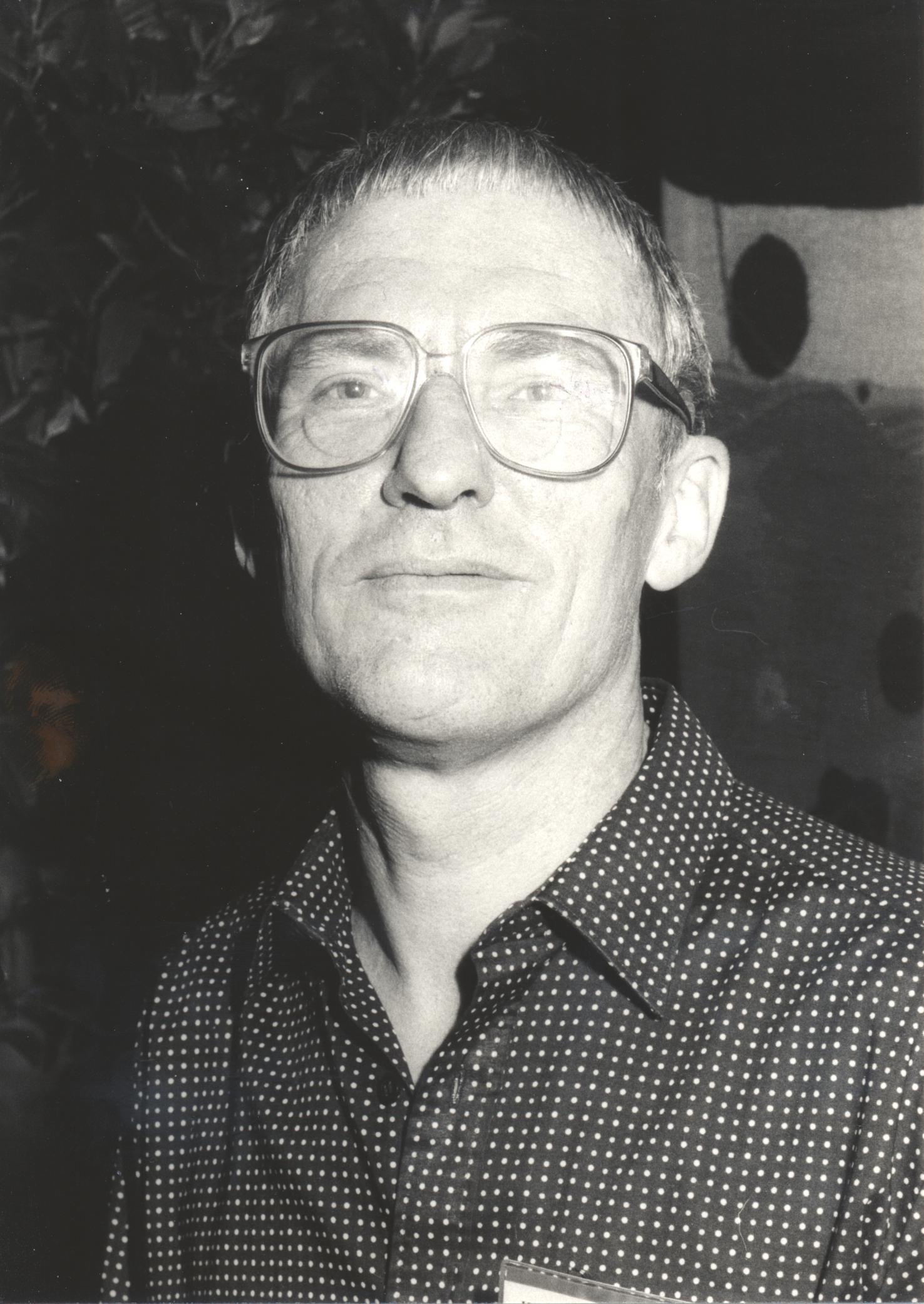 XIII. Imago Mundi-Kongress 1991, Innsbruck, Dr. Ulrich Timm